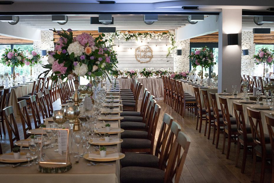 organizacja wesel w Hotelu Borowina